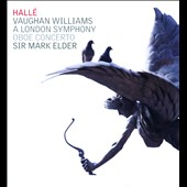 Vaughan Williams: Symphony No. 2; Oboe Concerto / Mark Elder, Halle Orchestra
