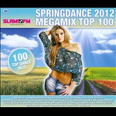 Various Artists: Springdance 2012 Megamix Top 100 [Box]