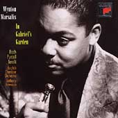 In Gabriel's Garden / Wynton Marsalis, Newman, English CO