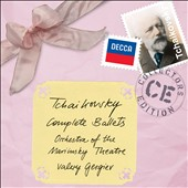 Tchaikovsky: Complete Ballets / Valery Gergiev