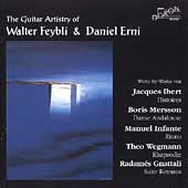 The Guitar Artistry of Walter Feybli and Daniel Erni