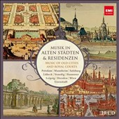 Music of Old Cities and Royal Courts, ranging from Monteverdi, Vivaldi & Handel to Sartorio, Schein and Pisendel / Wunderlich, Karajan, Lorengar, Harnoncourt et al.