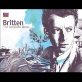 Britten: The Complete Works [66 CDs]