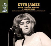 Etta James: Four Classic Albums