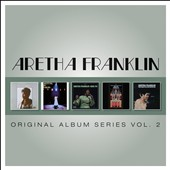 Aretha Franklin: Original Album Series, Vol. 2 [Slipcase]