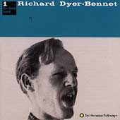 Richard Dyer-Bennett: Dyer-Bennet, Vol. 1
