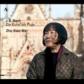 J.S. Bach: The Art of the Fugue / Zhu Xiao-Mei, piano
