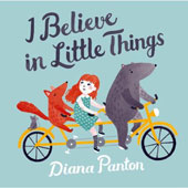 Diana Panton: I Believe in Little Things [Digipak]