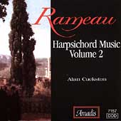 Rameau: Harpsichord Music Vol 2 / Alan Cuckston