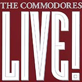 Commodores: Live [Columbia River]
