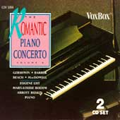 The Romantic Piano Concerto Vol 6 / Michael Ponti