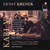 Krenek: Karl V / Soustrot, Pittman-Jennings, Hollweg, et al