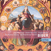 Biber: Mystery Sonatas / Holloway, Moroney