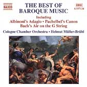 The Best of Baroque Music / Helmut Müller-Brühl, Cologne CO