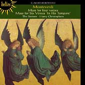 Monteverdi: Masses for Four and Six Voices / The Sixteen