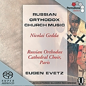 Russian Orthodox Church Music / Gedda, Evetz, et al