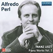 Liszt: Selected Piano Works Vol 2 / Alfredo Perl