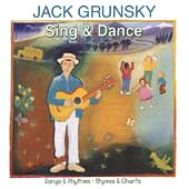 Jack Grunsky: Sing & Dance