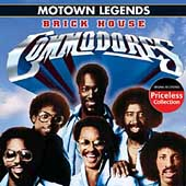 Commodores: Brick House