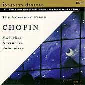 The Romantic Piano - Chopin: Mazurkas, Nocturnes, etc
