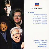 Bach: Keyboard Concertos