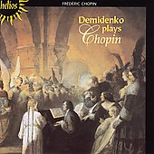 Demidenko plays Chopin