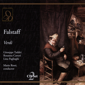 Verdi: Falstaff / Rossi, Taddei, Carteri, et al