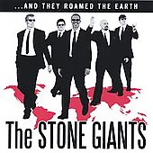 The Stone Giants: ...and They Roamed the Earth