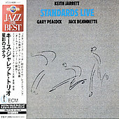 Keith Jarrett/Keith Jarrett Trio: Standards Live (Trio)