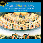 Anerio: Requiem / O'Donnell, Westminister Cathedral Choir