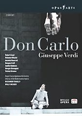 Verdi: Don Carlo / Various [2 DVD]