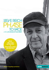 Steve Reich: Phase to Face / A Film by Eric Darmon & Franck Mallet [DVD]