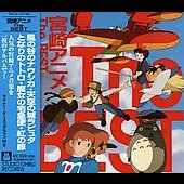 Original Soundtrack: Miyazaki Anime the Best