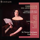 Verdaguer and the Catalan Lied / Garrigosa, Blasco, et al