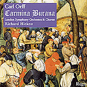 Orff: Carmina burana / Richard Hickox