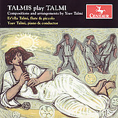TALMIS plays TALMI / Kol, Stein, Zeavin, Paez, et al