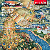 Stravinsky: The Firebird, etc / Moore, Crawford-Philips