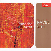 Suk, Ravel: String Quartets, etc / Panocha Quartet