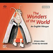 The Wonders of the World - An English Masque / Miriam Allan