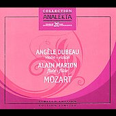 Mozart - Opera for Two / Angèle Dubeau, Alain Marion