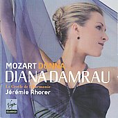 Donna - Mozart: Opera & Concert Arias / Diana Damrau, J&eacute;r&eacute;mie Rhorer, Le Cercle de l'Harmonie