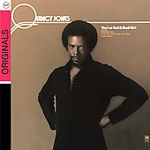 Quincy Jones: You've Got It Bad Girl [Digipak]