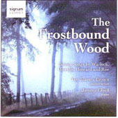 Warlock: The Frostbound Wood, etc;  Howard, Howells, Roe / Timothy Travers-Brown, Jeremy Filsell