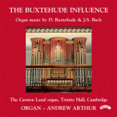 The Buxtehude Influence / Andrew Arthur