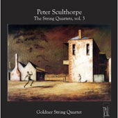 Strings Quartets 3 - Peter Sculthorpe / Goldner String Quartet