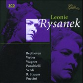 Leonie Rysanek Opera Arias 1950-1978