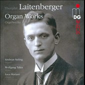 Laitenberger: Organ Works / Andreas Sieling