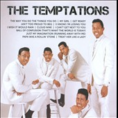 The Temptations (R&B): Icon