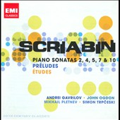 20th Century Classics: Scriabin - Piano Sonatas 2, 4, 5, 7 & 10
