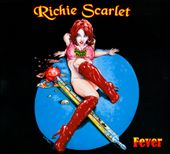 Richie Scarlet: Fever [Digipak]